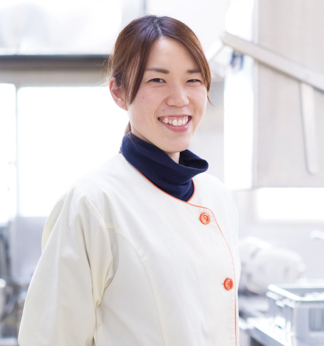増田 智香