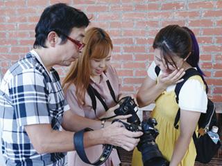 プロのカメラマンに学ぶ!